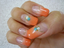 Wish on a Wing-nail for apr