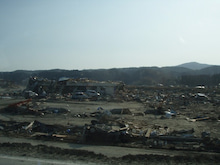 Long Slow Distance(ロング・スロー・ディスタンス)-東日本大震災後 19日 志津川5