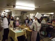 ローズホテル横浜イベントブログ-プロのオーブンはこんなに大きい!