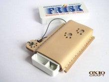OXIO-CRAFT(オキクラ)の「革雑貨」製作日記-肉球フリスク2