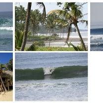 SURF POINTS GUIDE &MAP(サーフポイント&マップ)の記事に添付されている画像