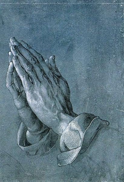 アルブレヒト・デューラー(Albrecht Dürer)と 祈りの手 | 考え方が ...