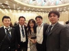 Dr.あきのブログ~みんなのすてきなスマイルをデザインします~-実行委員の先生とチャリティーディナー