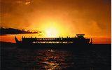 ハワイの超激安旅行手配・ロサンゼルスの超激安旅行手配・アメリカの売れ筋商品情報-ロバーツハワイ・アリイカイサンセットクルーズ3