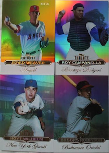 nash69のMLBトレーディングカード開封結果と野球観戦報告-2011-topps-tribute-reg