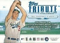 nash69のMLBトレーディングカード開封結果と野球観戦報告-2011-topps-tribute