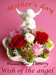 Plumerry(プルメリー)プリザーブドフラワースクール (千葉・浦安校)-天使 レッスン エンジェル