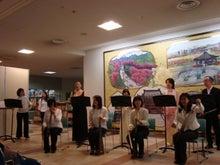 $日本クリスタルフルートオーケストラのブログ-本番その2♪