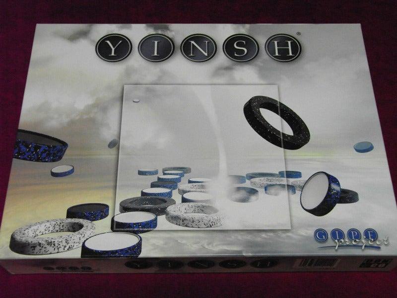 risaのボードゲームレポート-Yinsh 箱