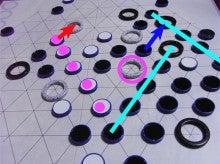 risaのボードゲームレポート-Yinsh 855