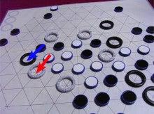 risaのボードゲームレポート-Yinsh 849