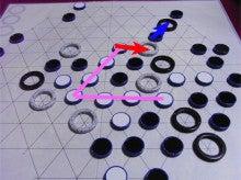 risaのボードゲームレポート-Yinsh 850