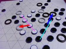 risaのボードゲームレポート-Yinsh 854