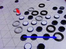 risaのボードゲームレポート-Yinsh 847