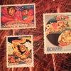 青森の切手(2)ねぶたの画像