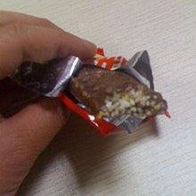 大連(中国)のWebデザイン会社で働く社長のブログ-パッケージと違う中国のチョコレート1