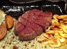 ちょんまげ通信-ステーキ