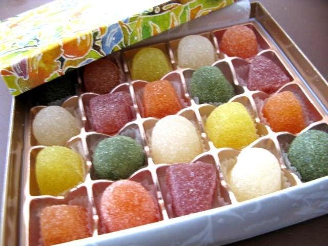 ケチケチ京女による脱サラ夫との節約ゴハン日記 かわいいゼリー菓子