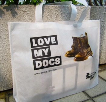 $∞最前線 通信-Dr.Martens bag