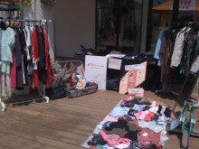 日本リ・ファッション協会@代表ブログ-チャリティー販売inマルシエコロール08