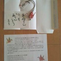 贈り物用*幸せの鶴チ…