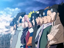 namiのNARUTO TIME-今まで何度も