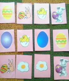 Apprez Academy Blog~アプレアカデミーのブログ-Easter party fundaitons concentration