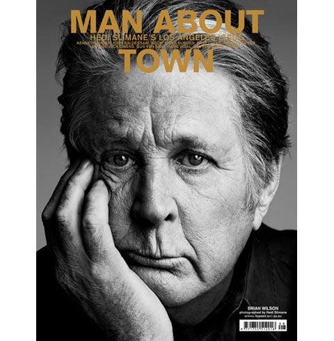 $魔王の壺はあまり激しくこすらないで・・・-Brian Wilson -Man About Town-
