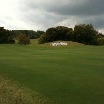 一年ぶりゴルフ