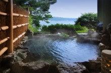 $露天風呂でいい旅いい夢いい気分♪-伊豆下田温泉 黒船ホテル
