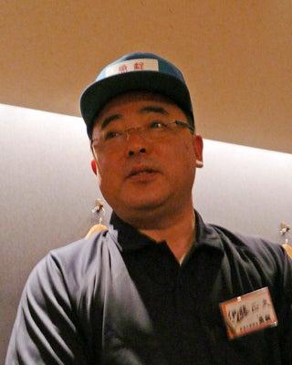 椿の『B級ご当地グルメ保存委員会』-伊藤社長