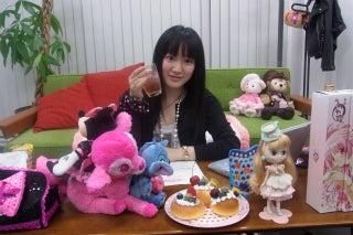 新谷良子オフィシャルblog 「はぴすま☆だいありー♪」 Powered by Ameba-chu→lip☆生放送