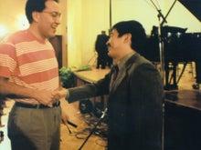 $松尾祐孝の音楽塾&作曲塾~音楽家・作曲家を夢見る貴方へ~-Diego Luzuriaga氏との出会い