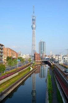 東京スカイツリー成長記録写真ブログ