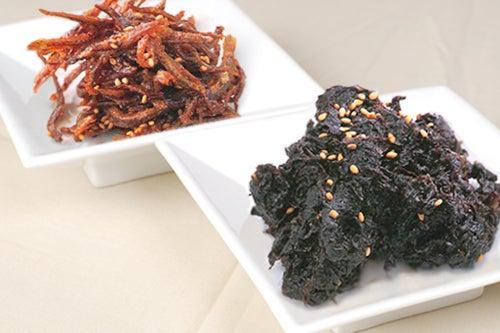 韓国常備菜☆海苔の佃煮 | クオンズの美味しい韓国料理レシピ
