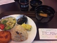 $ふくいソーシャルメディア研究会のブログ-4回目朝会(朝食)