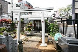 $東條的世界最古の国へようこそ-お万榎稲荷神社2
