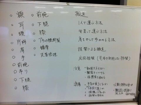 赤十字 救急法救急員養成講習② |...