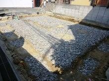 関西にローコストで素敵な家を建てる為のブログ-T3 33-A1 基礎床付け