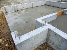 関西にローコストで素敵な家を建てる為のブログ-T3 33-A1 基礎部分