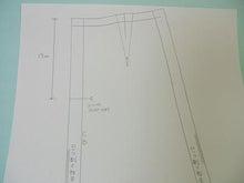 ヒロアミーの日記-コンシールファスナー付けパターン