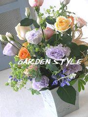 素敵に花☆ウエディング -5月のアレンジレッスン