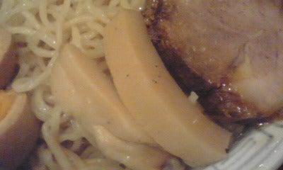 つけ麺 食べ歩き-竹治郎メンマ