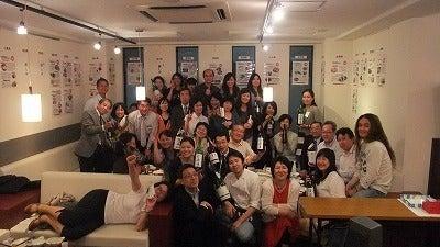 川野真理子@なみへいコミュニティ居酒屋奮闘記-呑みマス集合写真