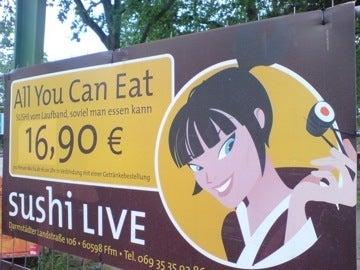 寿司ライブ