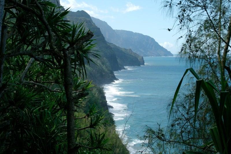 ハワイ カウアイ島 Island Yoga Cocoro の 幸せアロハ日記-kalalau trail