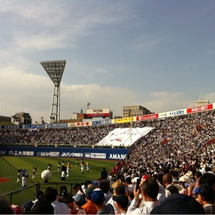 野球を見て来ました