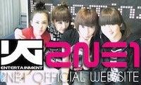 2NE1 OFFICIAL WEB SITE