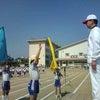 小学校の体育大会の画像