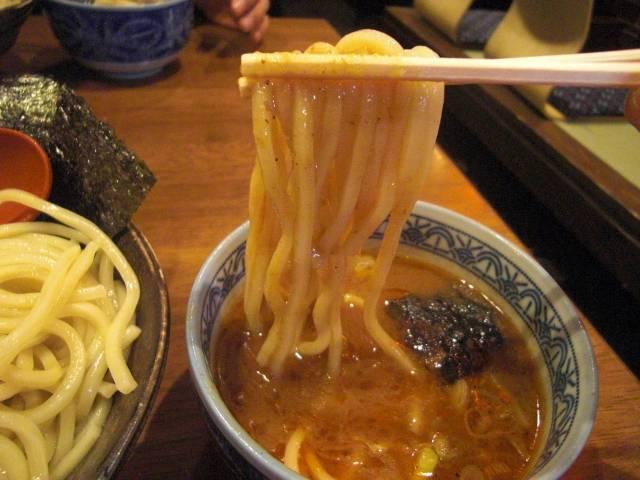 にゃほのラーメン日記(仮)-麺とつけ汁